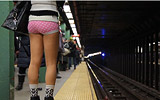 No Pants Subway Ride 2015