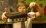 Furze's Invention Show - Heated Shoes / Tea 2 Me