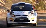 Robert Kubica Rally Test - Flat Out