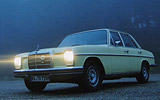 Petrolicious - Bulletproof Mercedes-Benz 280S/8