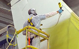 Virgin - Repainting Our Boeing 737