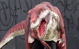 Dinosaur In The Hood Prank (2)