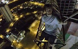 James Kingston - Scary Crane Climb in Dubai