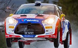 Rally Driver Anders Gr�ndal Flat Out