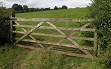 Creative Farm Gate