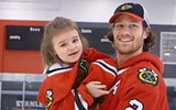 Cammy & NHL Pro Duncan Keith