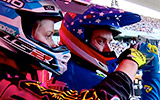 Nitro Circus - World's First Brother & Sister Tandem FMX