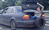 Car Trouble Russian Style