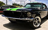 Zombie 222 All-Electric '68 Mustang