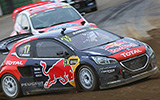 Jeanney vs Pucher - FIA World Rallycross Championship