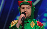 America's Got Talent - Piff The Magic Dragon