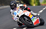 Bruce Anstey Isle Of Man TT Close Call