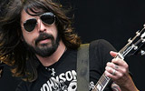 Foo Fighters Dave Grohl Breaks Leg During Concert In Gothenburg, Sweden