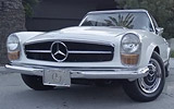 Petrolicious - Mercedes Benz 280SL