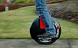 Electric Unicycle On Fire