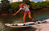 ONEAN Boards - River Jetsurfing