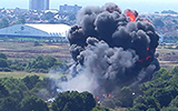 Shoreham Air Show Hawker Hunter Plane Crash Sussex