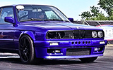 Fastest BMW in Germany BMW E30 3.6L Turbo 1050HP