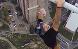 James Kingston - Climbing The Dnipro Towers