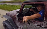 Jeep GoPro Selfie Fail & Aftermath