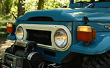 Petrolicious - The Toyota FJ40 Land Cruiser