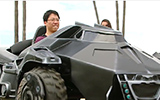 Super Gamer Builds - Arkham Knight Batmobile