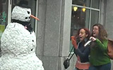 Freaky The Scary Snowman Halloween Special 2015