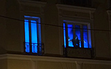 Halloween Joinville Window Mapping