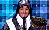 France Got Talent - Boxing Champ Naestro