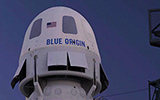 Blue Origin Historic Rocket Landing
