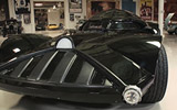 Jay Leno's Garage - Hot Wheels Darth Vader Car