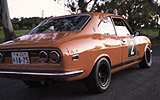 Petrolicious - 1971 Mazda RX-2 Killer Bee