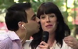 Best Kissing News Bloopers