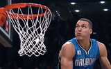 NBA Slam Dunk Contest - Aaron Gordon