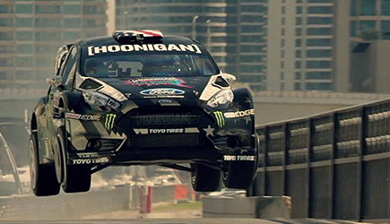 Ken Block's Gymkhana 8: Ultimate Exotic Playground Dubai