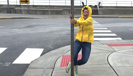 Funny Weather Fails Compilation