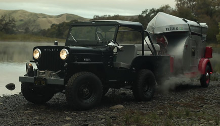 Petrolicious - 1953 Willys Jeep