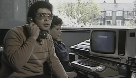How To Send An E-Mail (1984)
