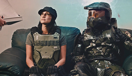 Corridor Digital - Master Chief Doesn't Want To Die