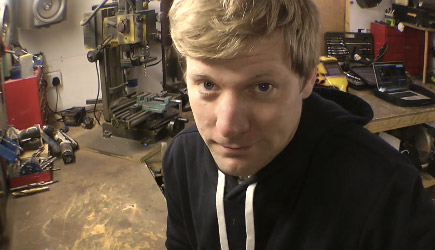 Colin Furze - Making A Thermite Launcher (Part 1)