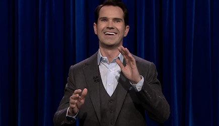 Jimmy Carr Stand-Up At Jimmy Fallon