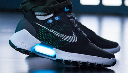Nike HyperAdapt 1.0 (Power-Lacing Shoes)