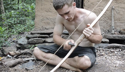 Primitive Technology - Bow & Arrow