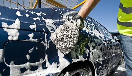 Meanwhile, At The Car Wash