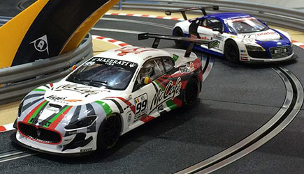 Breaking The Scalextric Speed Record - James May's Top Toys