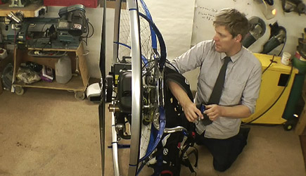 Colin Furze - Lets Make A Flying Machine (Part 1)