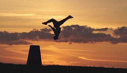 Awesome Parkour & Freerunning