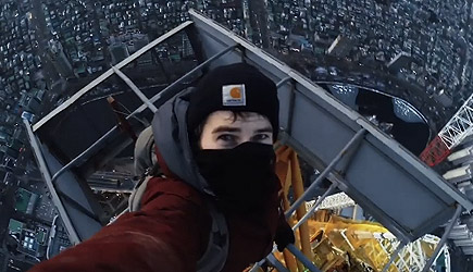 On The Roofs - Lotte World Tower (555 Meter)