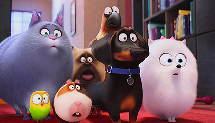 The Secret Life Of Pets - Trailer
