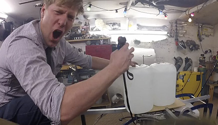 Colin Furze - Lets Make A Flying Machine (Part 2)